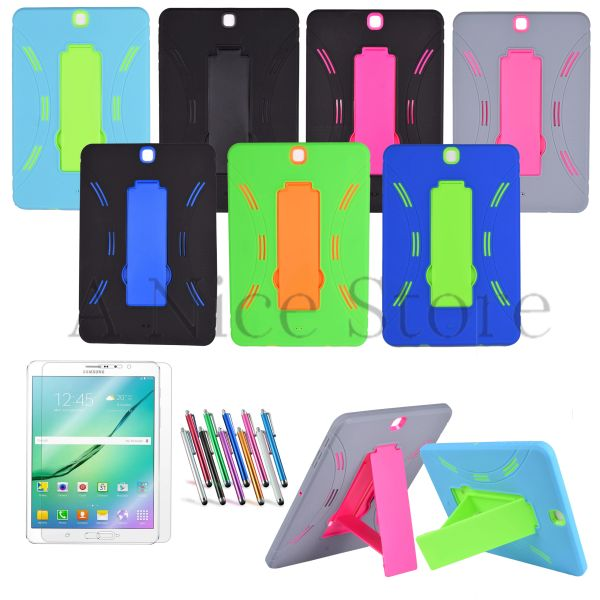 "Samsung Galaxy Tab S2 9.7"" Hybrid Dual Layer Tablet Case"