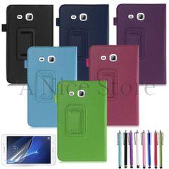 Samsung Galaxy Tab A 7.0 SM T280/T285 PU Leather Folding Folio Cover Case