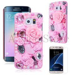 Samsung Galaxy S6 Luxury 3D New Bling Handmade Fairy Tale Case