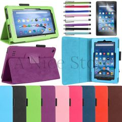 Amazon Fire 7 2015 5th Generation Leather Case with Stand