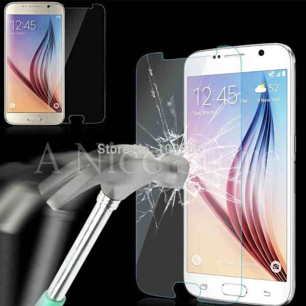 Samsung Galaxy S6 Premium Tempered Protection Glass Screen Protector
