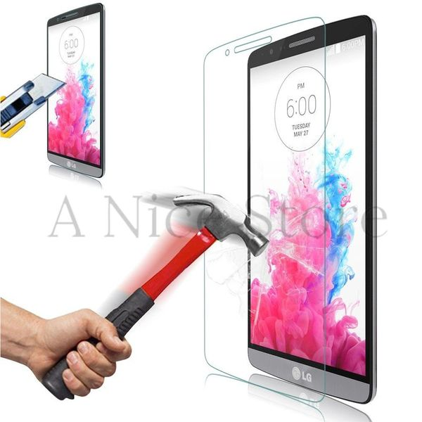 LG G4 Ultra-Thin Quality Premium Tempered Glass Screen Protector Film