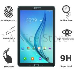 Galaxy Tab E 8.0 Tempered Glass Screen Protector, Bubble Free Scratch-Resistant