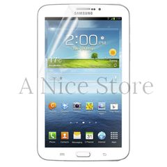Samsung Galaxy Tab 3 7.0 ULTRA Clear LCD Screen Protector Film