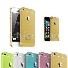 iPhone SE 5S 5 Full Body Wrap DECAL Sticker Skin Vinyl