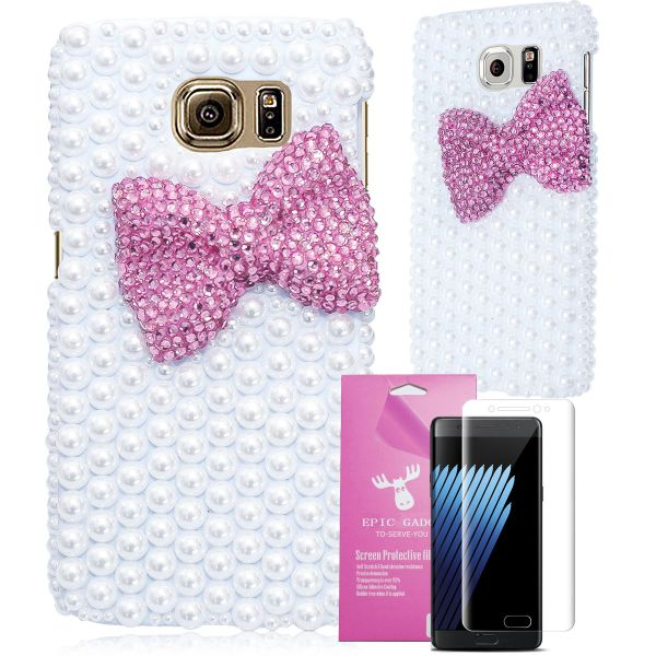 3D Luxury Handmade Bling Cover Case for Samsung Galaxy Note 7