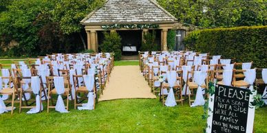 Wedding Decorator Dorset,  Venue Dresser and Stylist Dorset