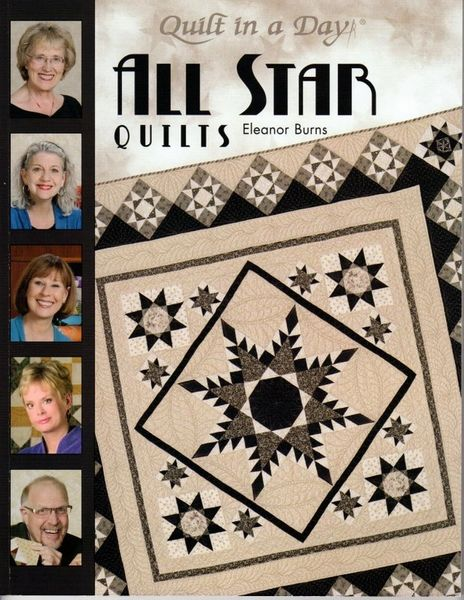All Star Quilts by Eleanor Burns