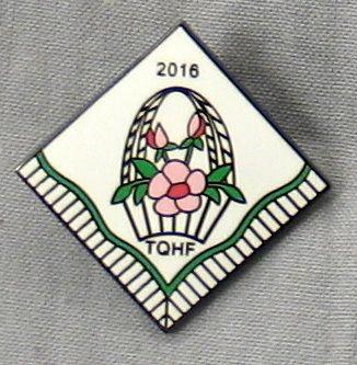2016 Lapel Pin