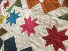 How Many Ways Can I Use the Sawtooth Star Blocks? with Wendy Sheppard