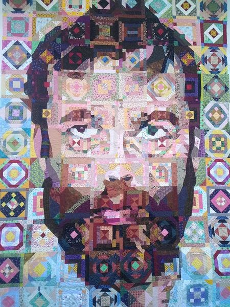 Jack Edson Fabric Collage Workshop