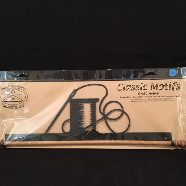 Classic Motifs Craft Holder (00057)