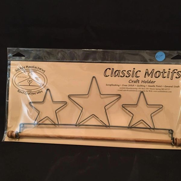 Classic Motifs Craft Holder (00065)