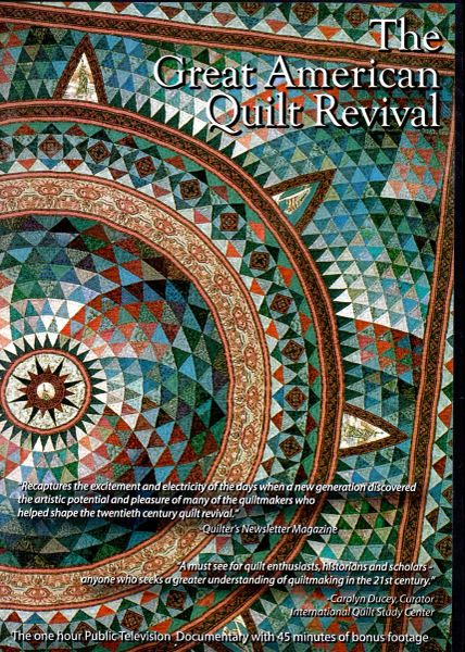 The Great American Quilt Revival