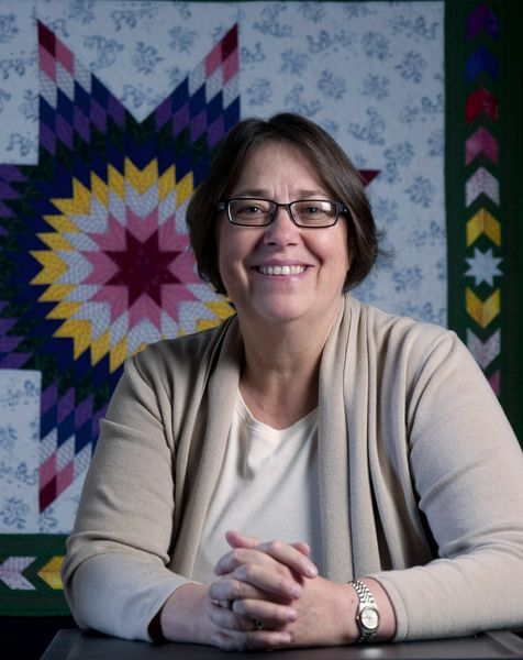 Beth Donaldson, The Quilt Index Honors Mary Gasperik