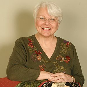 Marti Michell, The Accidental Quilter