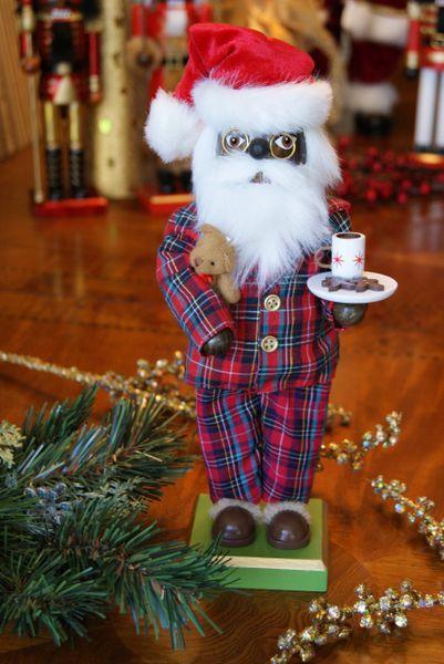 Pajama Santa - SOLD OUT