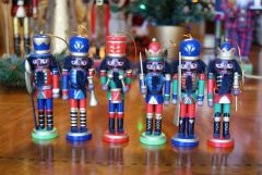 Nutcracker Ornaments - SOLD OUT