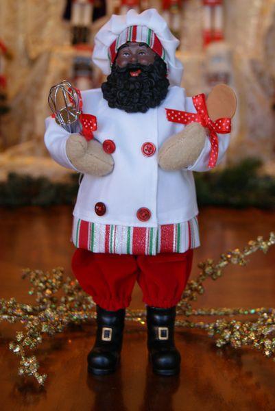 Baker Santa
