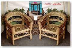 Pebble Beach Home Décor: Ranch Dunes Set, 3 Pieces - Handcrafted Pool and Patio Furniture