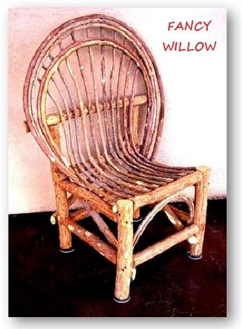 Jackson Hole Country Home Décor: Tahoe Playa Backyard Chair - Handcrafted Pool and Patio Furniture