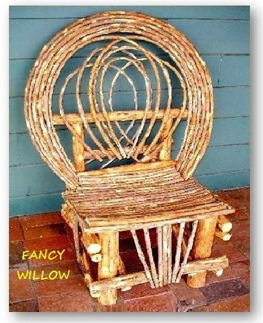 Jackson Hole Country Home Décor: BellaFlor Playa Lodge Chair - Handcrafted Pool and Patio Furniture
