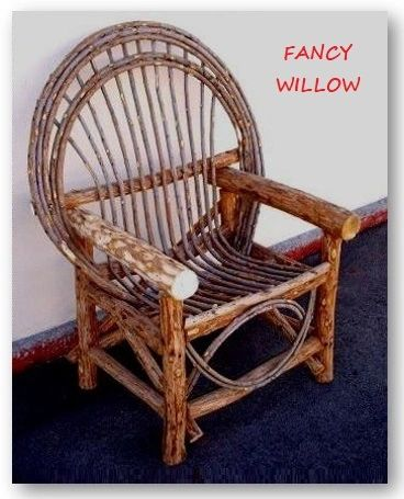 Jackson Hole Country Home Décor: Tahoe Lodge Chair - Handcrafted Pool and Patio Furniture
