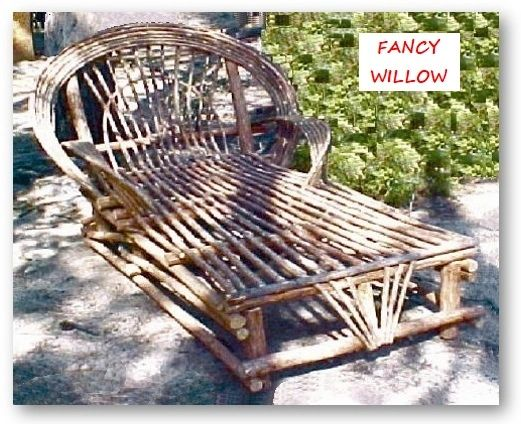 Sun Valley Country Home Décor: Tubac Backyard Chula Chaise Lounge - Handcrafted Pool and Patio Furniture