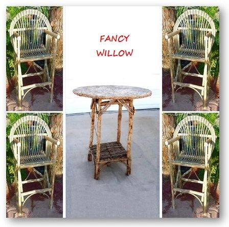 Stonebriar Country Home Décor: Catalina Island, Tahoma Back Forty Dining, 5 Pieces - Handcrafted Pool and Patio Furniture