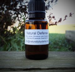 Natural Defense Oil