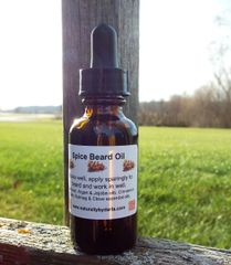 Spice Beard Oil