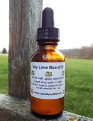Key Lime Beard Oil