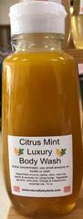 Citrus Mint Luxury Body Wash