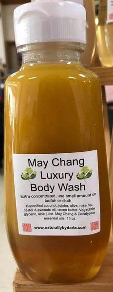 May Chang Luxury Body Wash