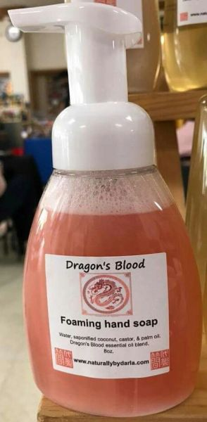 Dragon's Blood Foaming Hand Soap