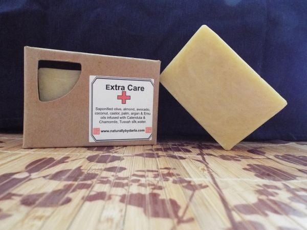 Extra Care Bar Soap
