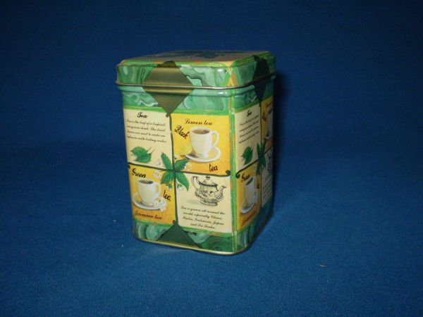 100 gram square tin Breakfast Tea