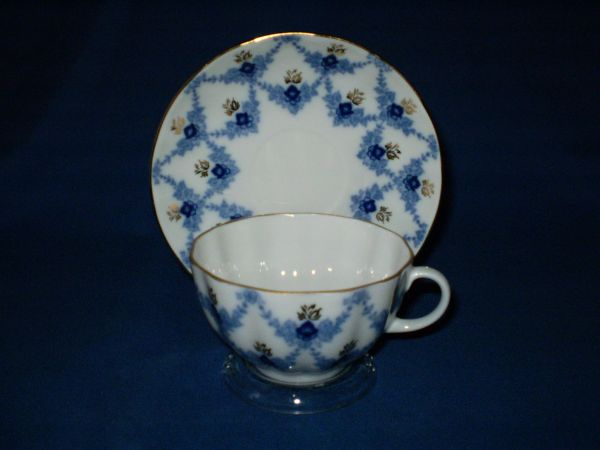 Evening Time Cup and Saucer
