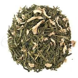 Ginger Green Tea 1oz