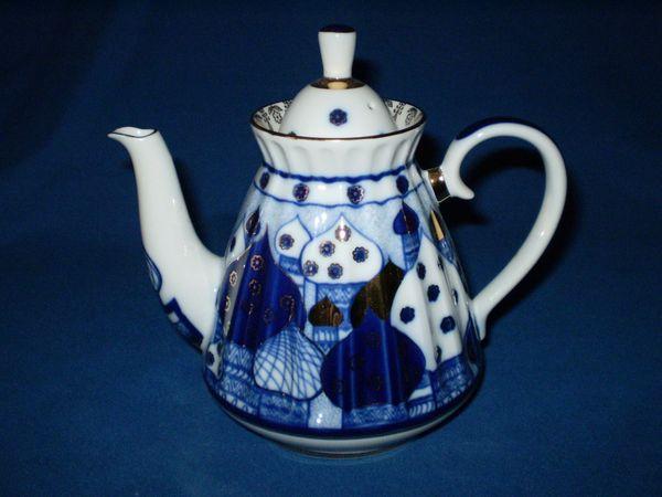 Russian Domes Teapot