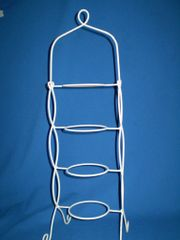 4 cup upright holder single wire