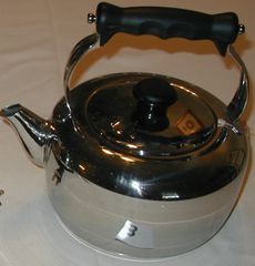 Castle Stainless Steel Tea Kettle