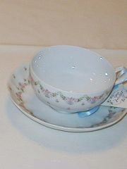 Bavarian Marseilles Cup and Saucer