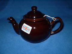 Brown Betty 2 cup tea pot