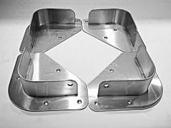 Stainless Steel Cooler Brackets
