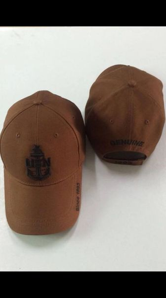 cb3766fcece24 Navy Ball Cap Coyote Brown