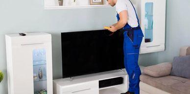 Handyman Services Dubai, TV Installation Dubai