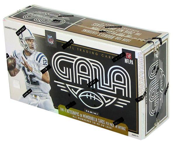 2016 Panini Gala Hobby Box