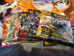 Pokemon Pack Bundles!