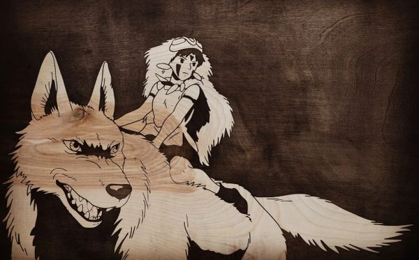 Princess of the Wolves